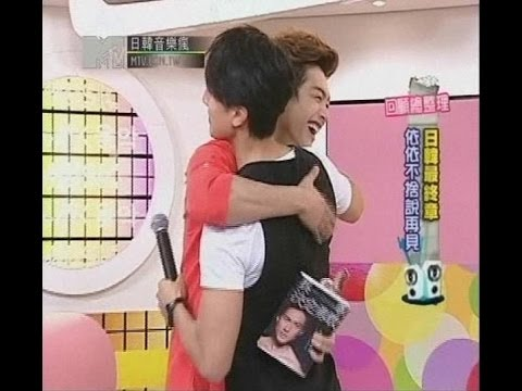20131101日韓音樂瘋最終章 辰亦儒最後一集主持