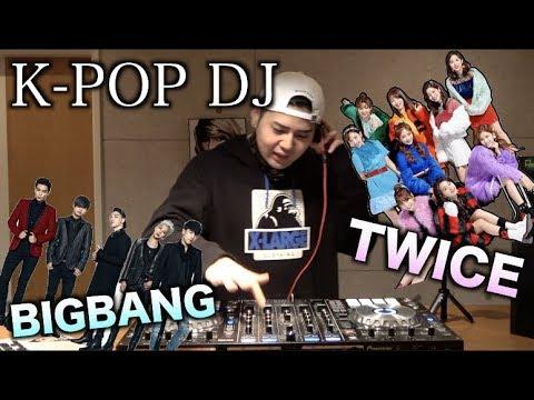 DJってK-POP流せば初心者でもプロに見えるってマジ !K-POPすごくね?