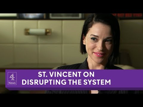 St Vincent interview on sexuality, gender and disrupting the system