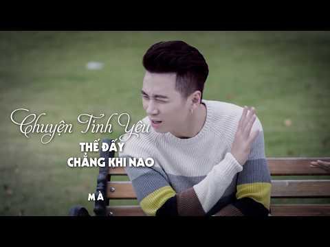 Karik X Orange - Mình Từng Yêu Như Thế (Lyric Video)