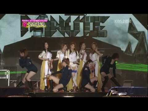 【1080P】4Minute-Volume Up (14 Aug,2012)