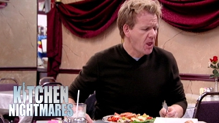 Disgusting Octopus is as Chewy as Bubble Gum! | Kitchen Nightmares
