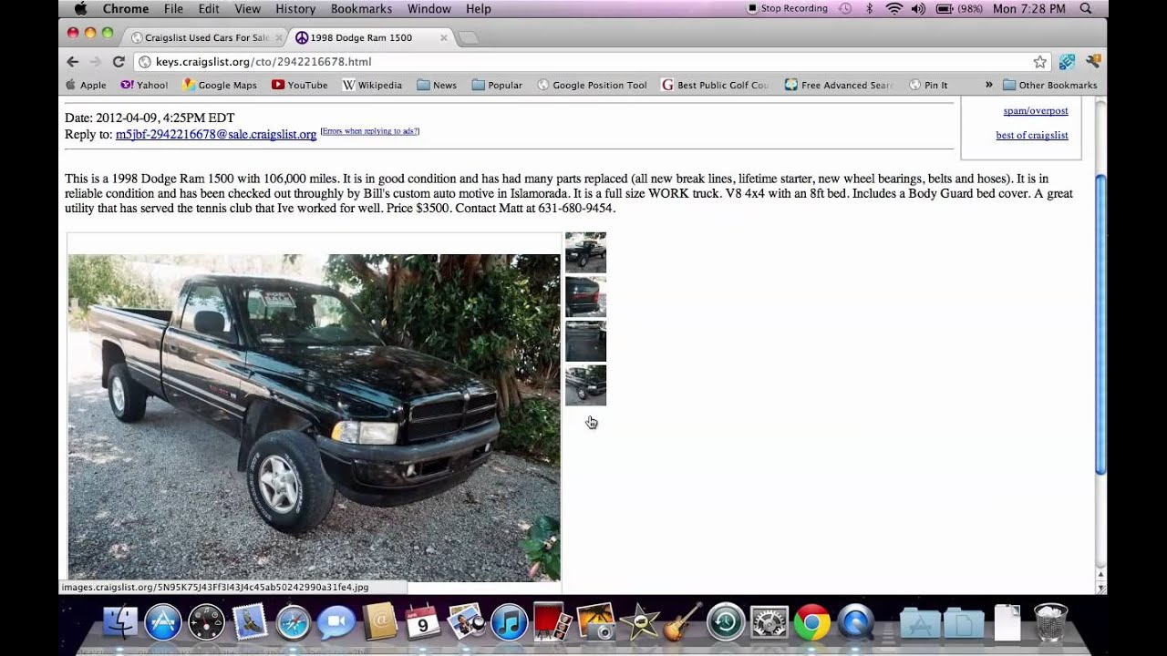 Craigslist dating in florida