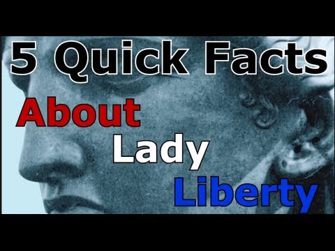 The Statue of Liberty: 5 Little-Known Facts