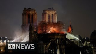 Notre Dame fire: The cathedral's priceless relics and religious significance   ABC News