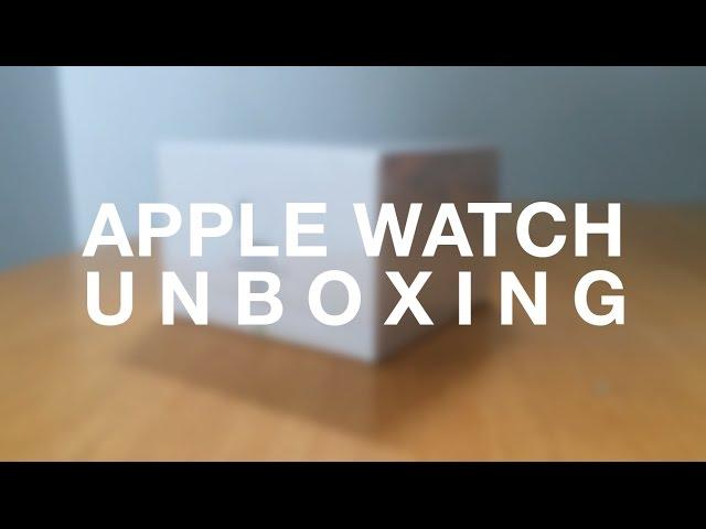 Apple Watch, ya lo tenemos