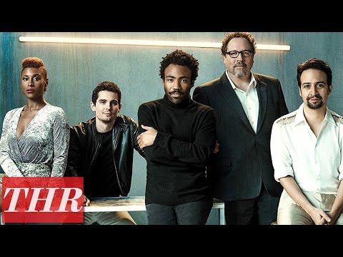 Lin-Manuel Miranda, Donald Glover, Issa Rae & Damien Chazelle: Epic Conversation on Creativity | THR