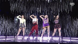 BLACKPINK - 'Pretty Savage' 1011 SBS Inkigayo