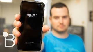 Amazon Fire Phone Initial Thoughts – Not What We Were Expecting