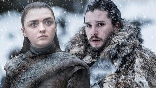 Why Arya Stark Is Going To Win The Game of Thrones - ONE SHOT