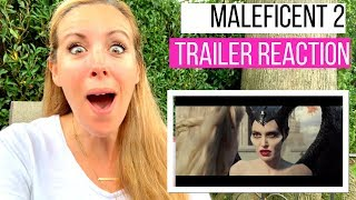 MALEFICENT 2: MISTRESS OF EVIL Trailer Reaction