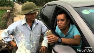 Ô Tô về làng lừa iPhone Tàu  '' video hài ''