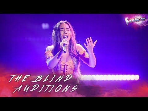 Lacey Madison sings Wicked Game | The Voice Australia 2018