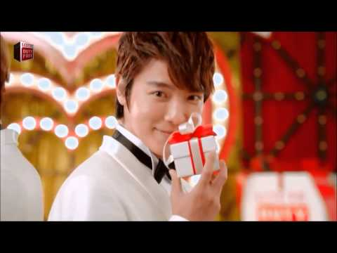super junior be my girl (라라라라 ) mv
