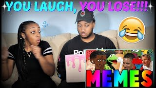 """TRY NOT TO LAUGH!! """"BEST MEMES COMPILATION V44"""""""