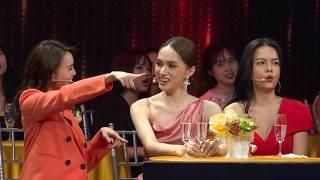 """Phạm Quỳnh Anh lần đầu tâm sự chuyện """"ngoại tình"""" trên truyền hình   Quý Ông Đại Chiến"""