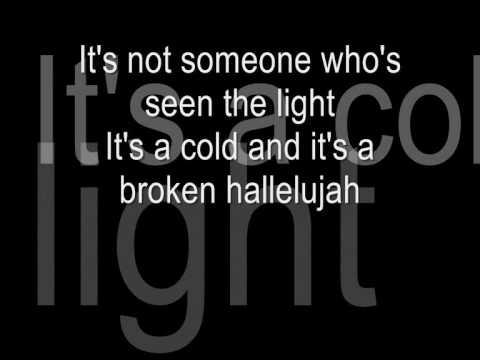 Alexandra bruke hallelujah (Lyrics)