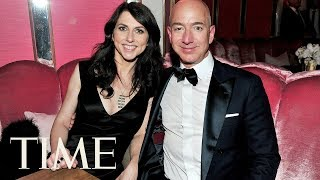 Expensive divorce: Amazon founder to lose half of his weal..