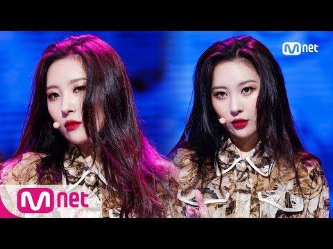[SUNMI - Gashina] KPOP TV Show | M COUNTDOWN 170907 EP.540