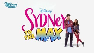 Sydney To the Max | NEW! Theme Song! | Disney Channel UK