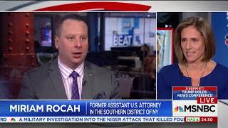 Mimi Rocah   MSNBC TV News 3 6 2018 MSNBC Live