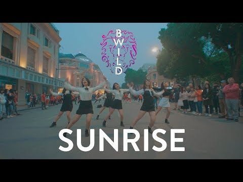 The Winner Dance Cover 1thek Contest[KPOP IN PUBLIC] GFRIEND(여자친구) _ Sunrise(해야) B-Wild From Vietnam