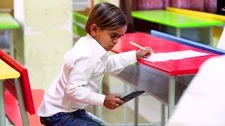 CHOTU KE EXAM | छोटू के एग्जाम का मौसम  | Khandesh Hindi Comedy | Chotu Comedy Video