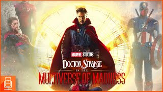Major Doctor Strange Multiverse of Madness Update From Kevin Feige