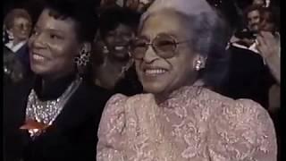 Rosa Parks - Tribute + Awards - 1993 Essence Awards