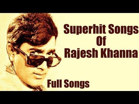 Best of Rajesh Khanna | Jukebox |  Tribute To Rajesh Khanna | Superhit songs