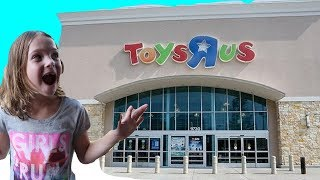 Scouting for New Toys at Target & Toys R Us !!!