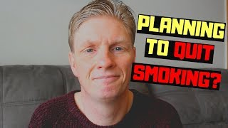 What to do BEFORE Quitting Smoking: How to Prepare to Successfully Stop Smoking