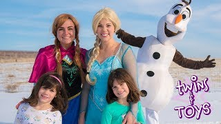 Elsa teaches Kate & Lilly about ANGER and Forgiveness