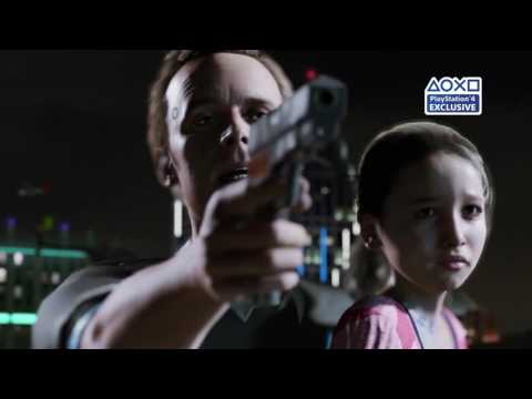 Detroit: Become Human | E3 2016 | PS4