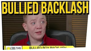 Bullied Boy Keaton Jones Receives Backlash ft. Steve Greene & Gina Darling