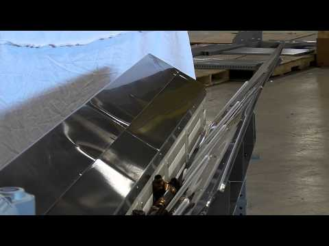 Bottle Tail Separator Conveyor Video#2