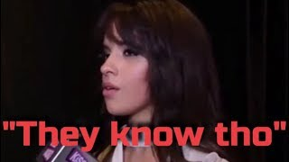 """Camila Cabello ALMOST REVEALED Who """"I Have Questions"""""""
