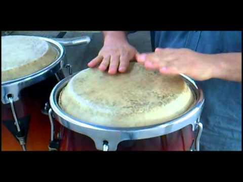 Congas: Cumbia basic Tutorial