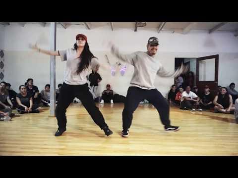 TRA - Nfasis / Choreography by Diego Vazquez