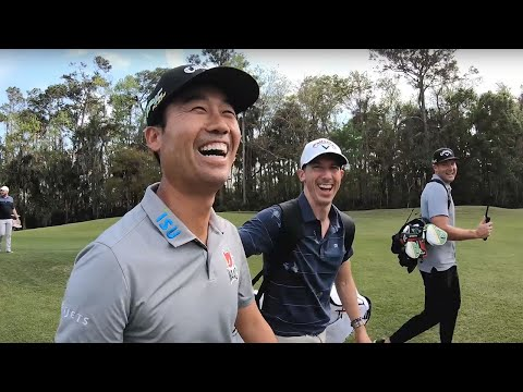 3 Hole Challenge: 3x PGA TOUR Champion Kevin Na vs. Callaway Marketing