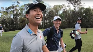 3 Hole Challenge: 3x PGA TOUR Champion Kevin Na vs. Callaway Marketing