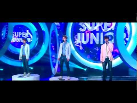 Super Junior - From U (LIVE Performance Mashup)