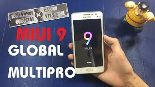 MIUI9 Rom for Galaxy Grand Prime - Gadget Baaz
