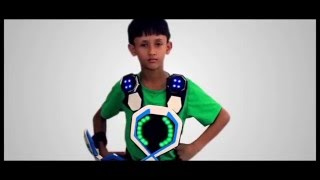 SuperSuit   First of its kind wearable gaming platform