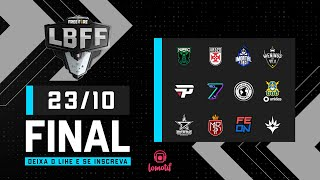 LBFF 6 Série B - GRANDE FINAL | Free Fire