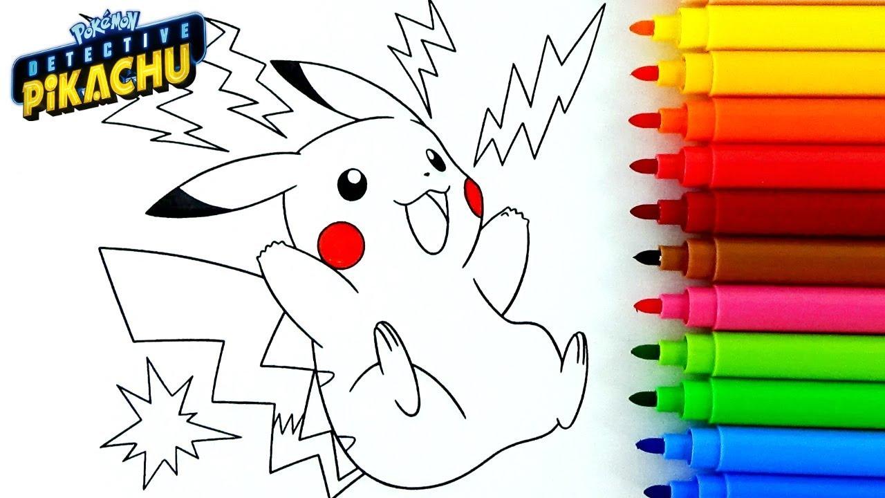 Pokemon Para Colorear En El Ordenador No Se