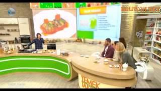 Yemek Takımı İslim Kebabı Tarifi Canlı izle 18.11.2013