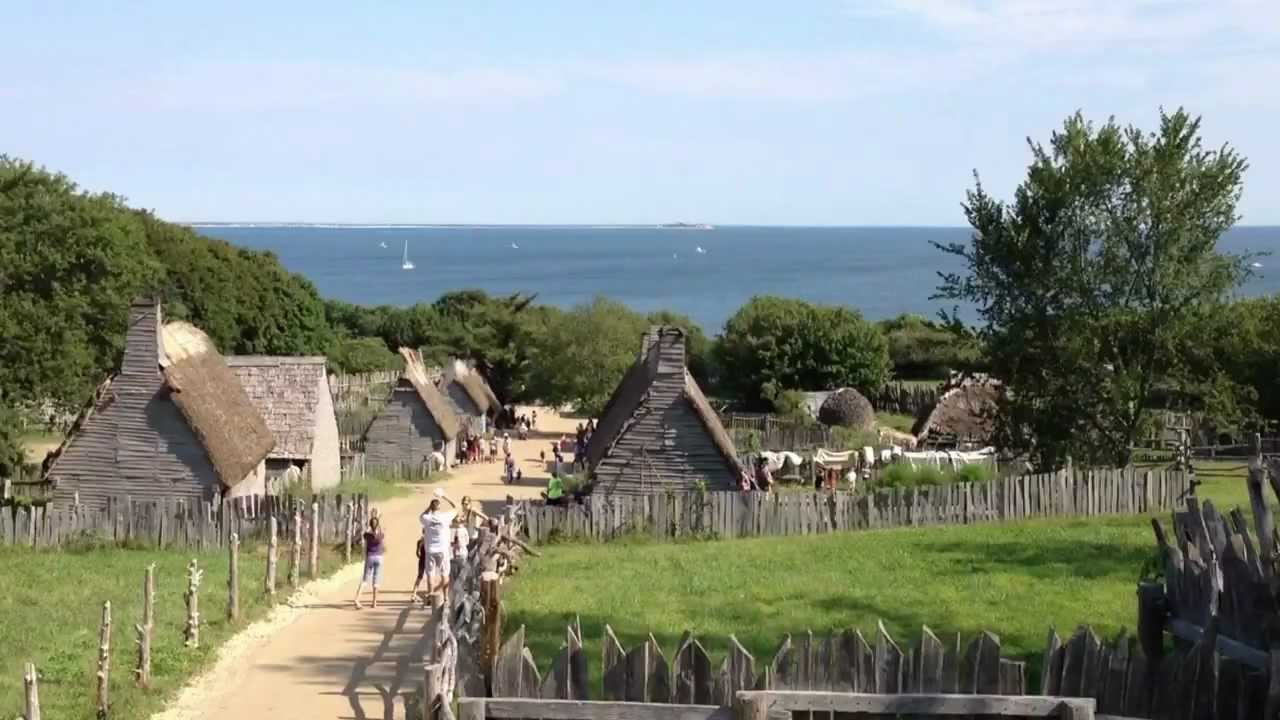 Plimoth Plantation - YouTube