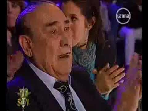 Yo Soy El Zambo Cavero ♫ Contigo Perú ♫ Juan Barbieri 14/09/12 ARRIBA PERU CARAJO