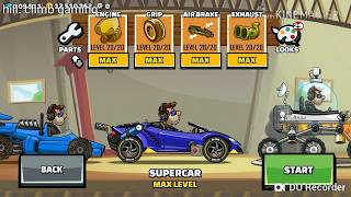 EXPLORING THE WORLD | hill climb racing 2